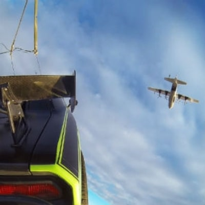 Watch  the Furious 7 Crew Drop Five Cars From an Airplane