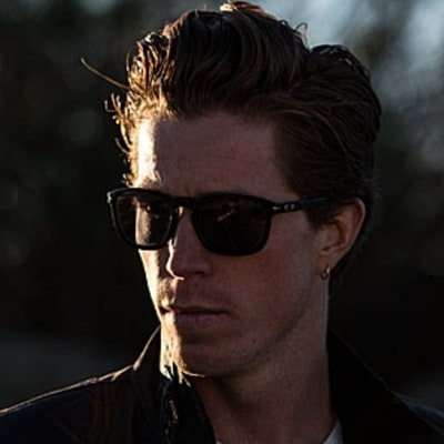 Shaun White's Shades for Life on the Ground