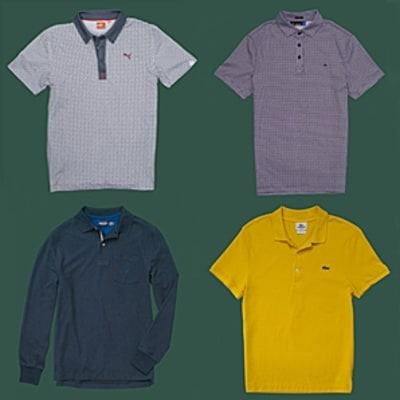 Shirts: Golfer Gift Guide