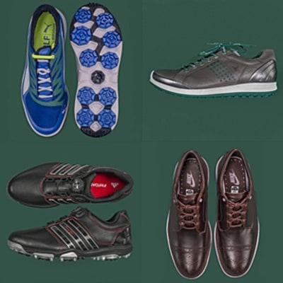Shoes: Golfer Gift Guide
