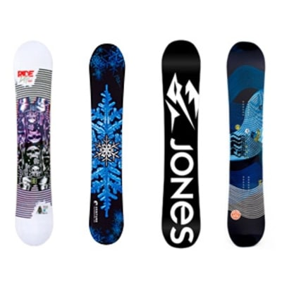 Ski Preview 2013: Best Snowboards
