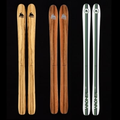 Skis to Match Your DNA