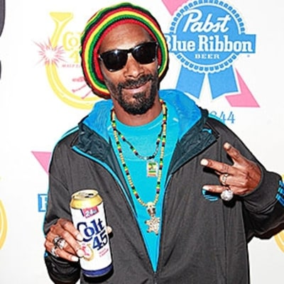 Why Snoop Dogg Is Suing Pabst Brewing