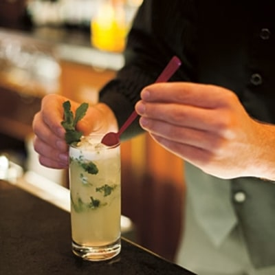 The '21' Club's Mysterious Mint Cocktail