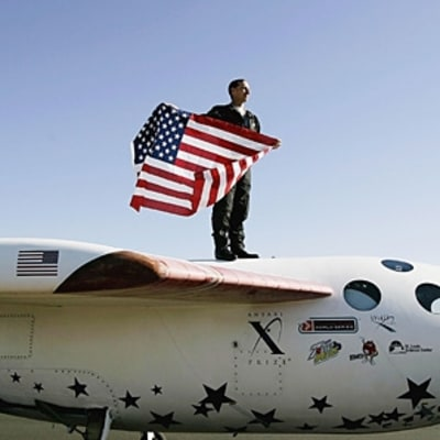 SpaceShipOne's Race for the X Prize