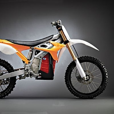 BRD's RedShift MX: Special Forces Stealth Bike