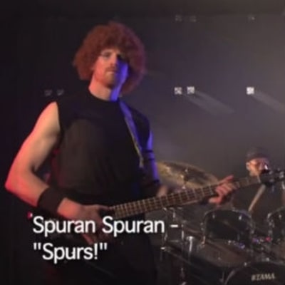 Spurs End the Regular Season With a Bizarre Music Video