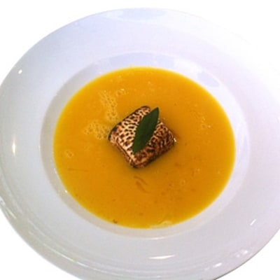 A Sweeter Pumpkin Soup