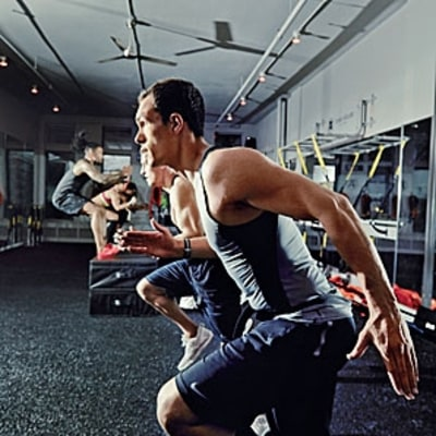 Strength in Numbers: The Rise of Group Fitness Classes for Men