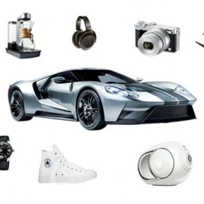 48 Perfect Things: Tech, Tools, Toys, and the Hottest New Gear