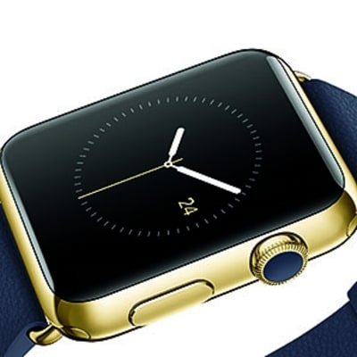 How Apple Plans to Take On the Luxury Watch Sector