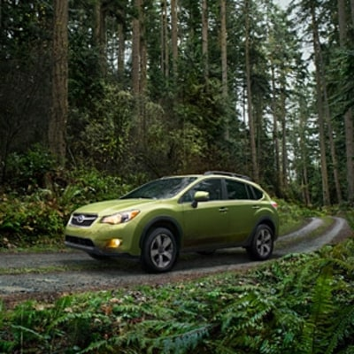 Subaru's Tough, Affordable Hybrid