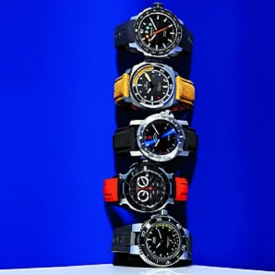 Take-Anywhere Watches