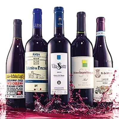 The Best Red Wines for Summer
