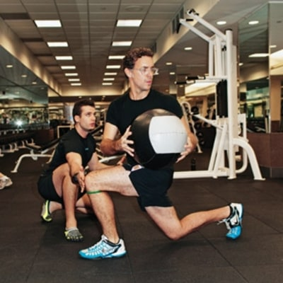 Super Charge Your Body: A Middle Age Fitness Plan