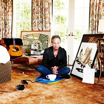 Lindsey Buckingham on Surviving Fleetwood Mac