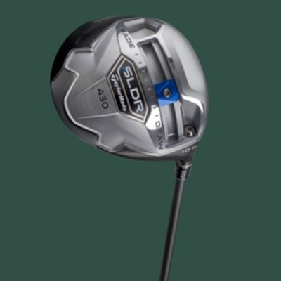TaylorMade SLDR Driver: Golfer Gift Guide