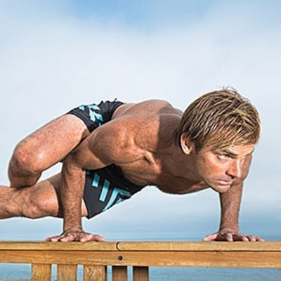Laird Hamilton's Ten-Minute Morning Yoga