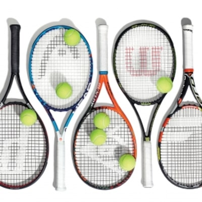 Tennis Racquets Go High-Tech