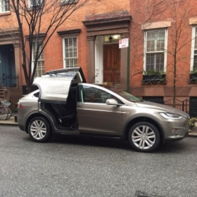 First Drive in the Tesla Model X: Four Things We Love