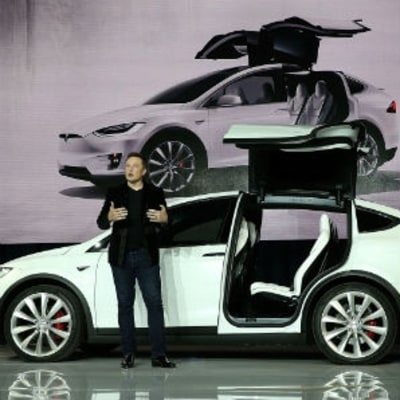 Tesla's New Model X SUV Can Protect You From Bioweapons