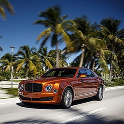 Test Drive: 2016 Bentley Mulsanne Speed