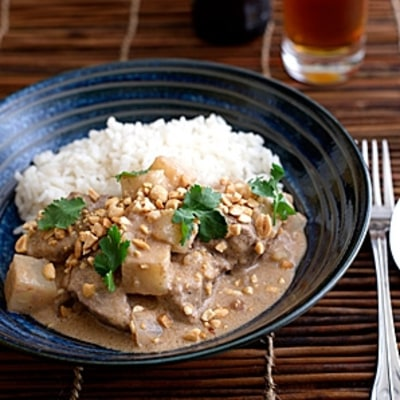 A Beef Thai Curry, Made for a Slow Cooker