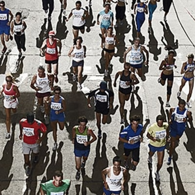 The $100,000 Marathon Training Plan