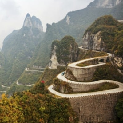 The World's Best Roads to Drive