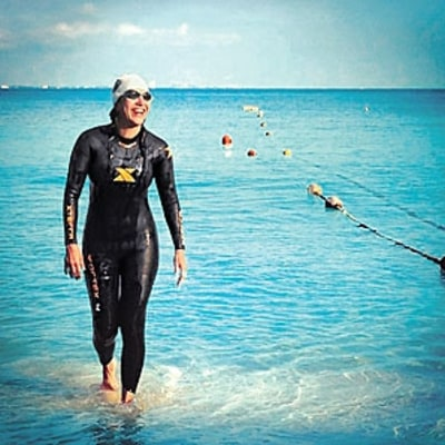 The 4,000-Mile Triathlon