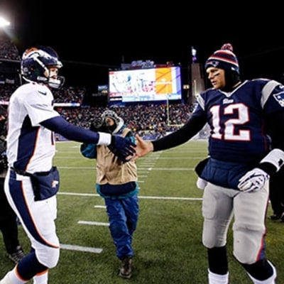 The 5 Greatest Manning vs. Brady Football Games