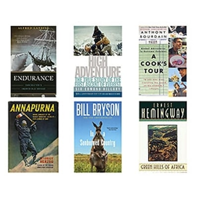 The 50 Greatest Adventure Books
