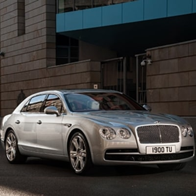 Bentley's $230,000, All-Weather Supercar