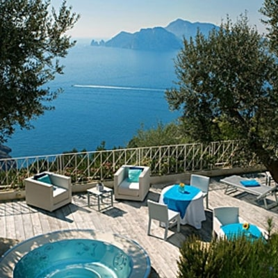 The Amalfi Escape