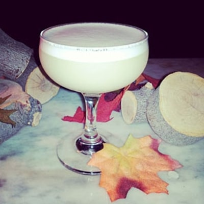 The Autumn Apple Drink