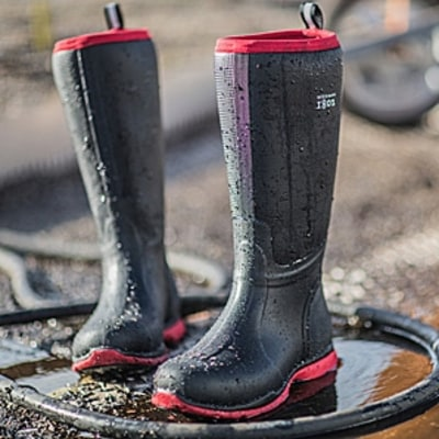 The Beekman Boys' Sleek Muck Boot
