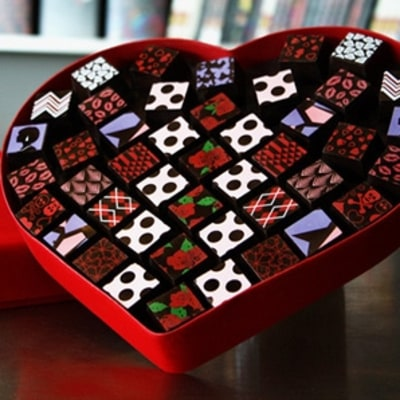 The Best American Chocolates for Valentine's Day