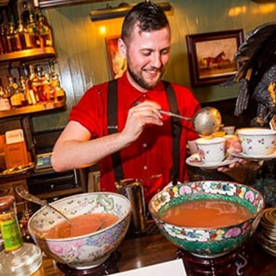 The Best Bar in the World on How to Make Holiday Punch