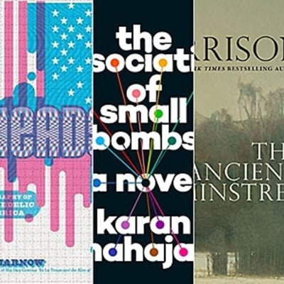 The Best Books of March, 2016