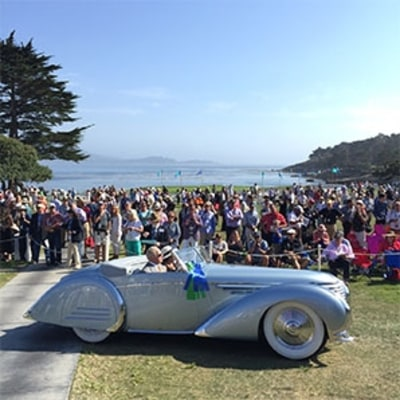 Our Favorite Cars From This Year's Pebble Beach Concours d'Elegance