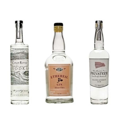 The Best Clear American Spirits