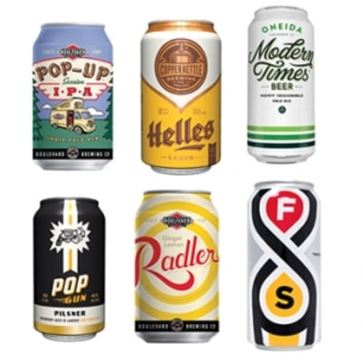 The Best Beer Can Designs on the Planet