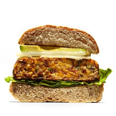 The Ultimate Lentil Burger