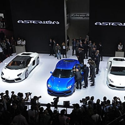 The Best of the 2014 Paris Motor Show