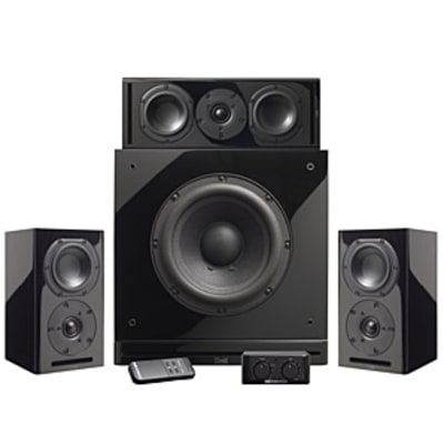 The Big-Bottom Surround Sound Speakers