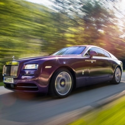 British Luxury Cars Go Topsy-Turvy