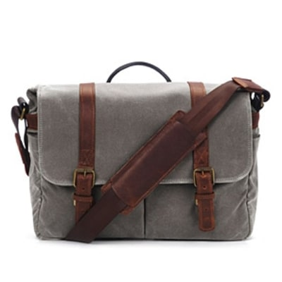 The Fashionable Traveler's Camera Bag