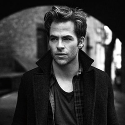 Chris Pine, the Next Action Hero