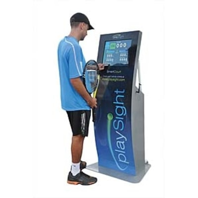 The Digital Tennis Court from the Future