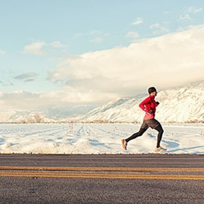 The Must-Have Items for Winter Running